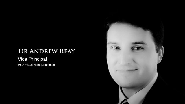Dr Andrew Reay